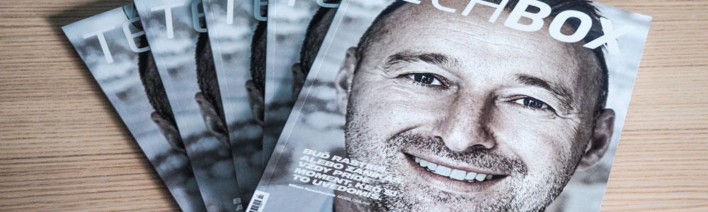 techbox magazín