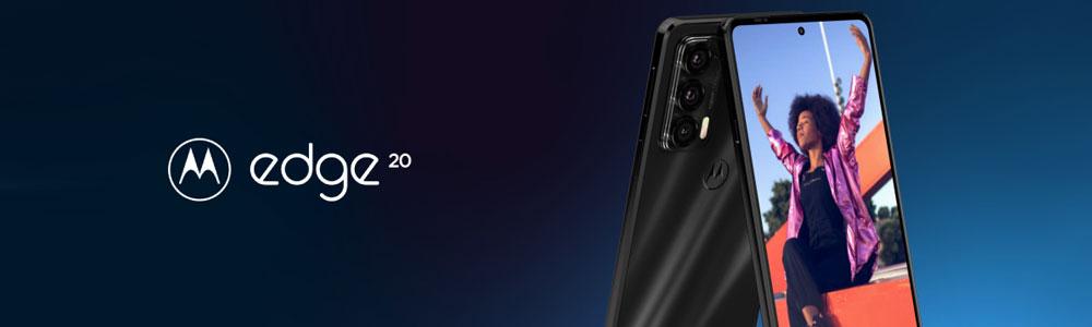 Motorola Moto Edge 20