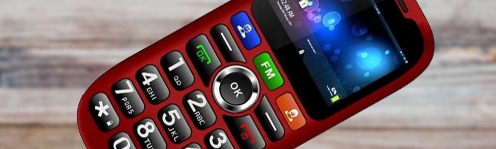 Telefón Cube1 S100