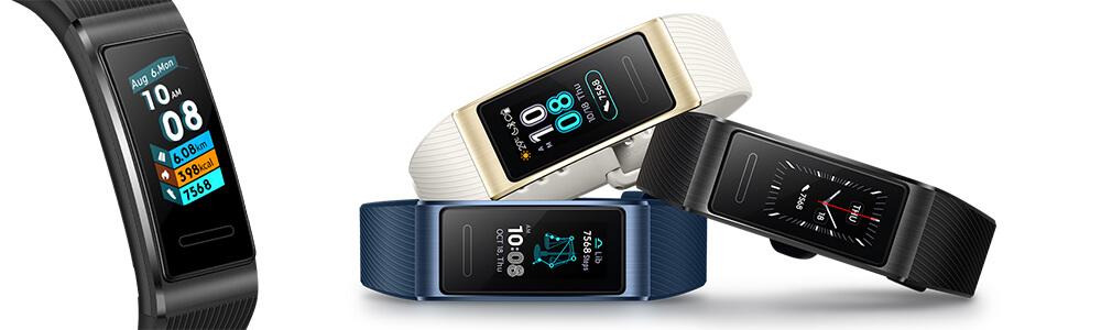 Fitness naramok Huawei Band 3 Pro
