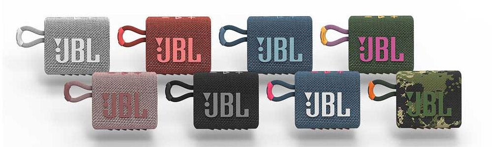 Reproduktor JBL GO3