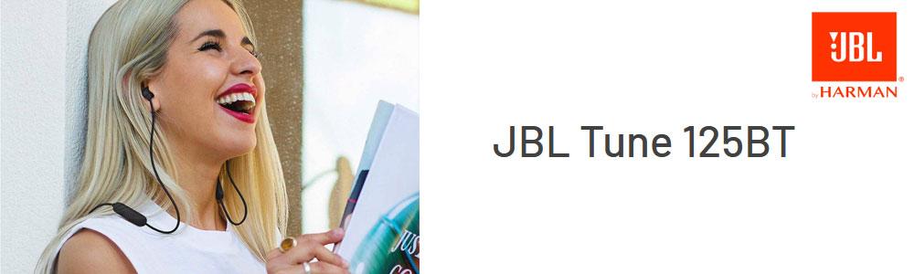 JBL Tune 125 BT
