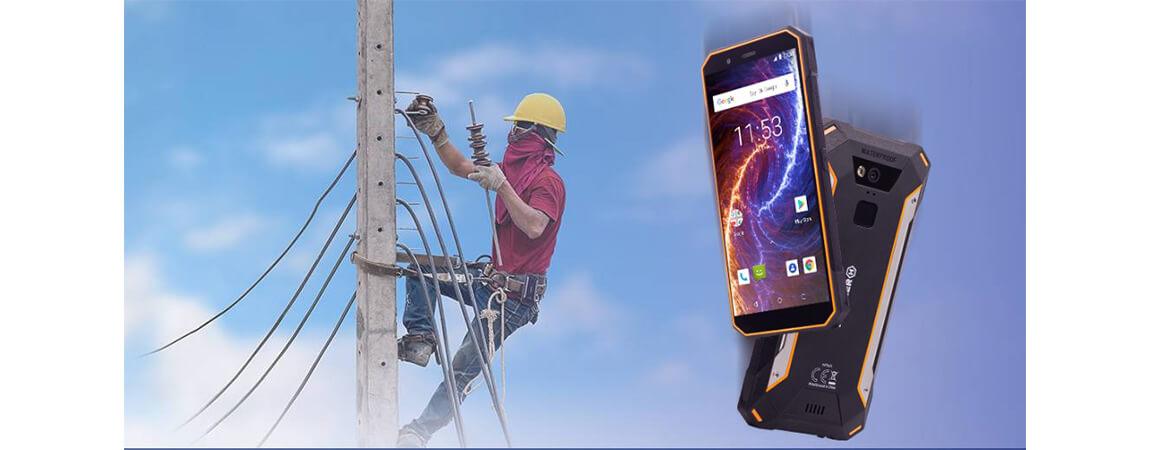 Myphone Hammer Energy 18x9