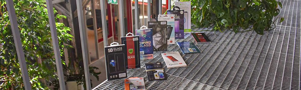 Ochranné sklá a fólie na mobil