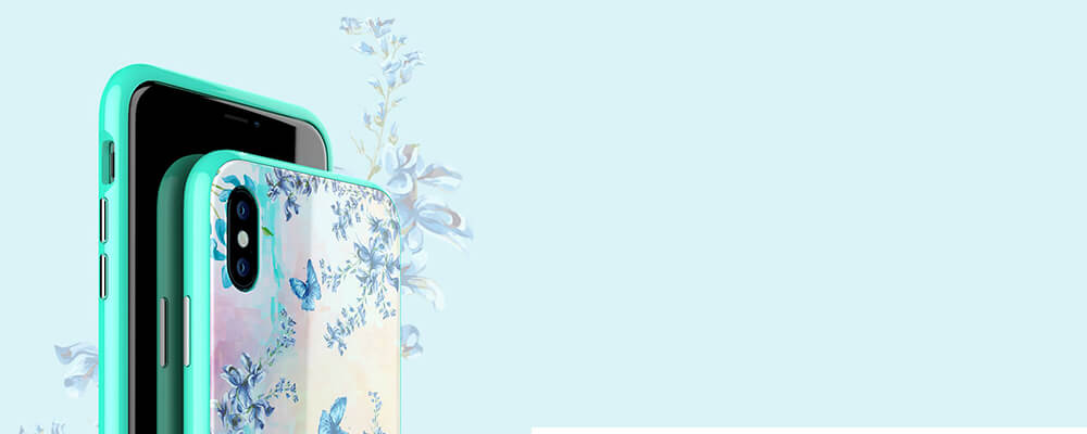 Puzdra Nillkin Blossom