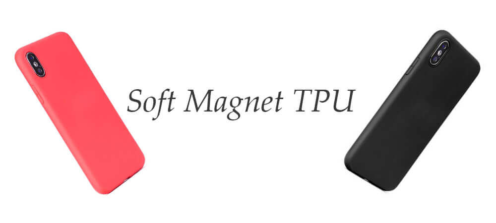 puzdro forcell soft magnet