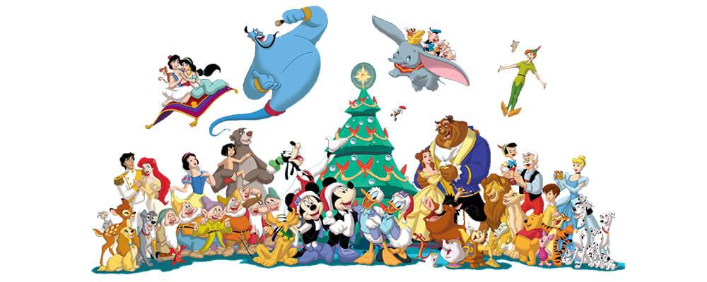 Puzdra Disney