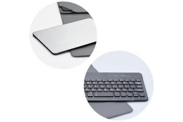 Puzdro s klávesnicou Blun