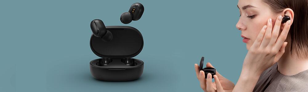 Bezdrotove sluchadla Xiaomi Mi True Earbuds